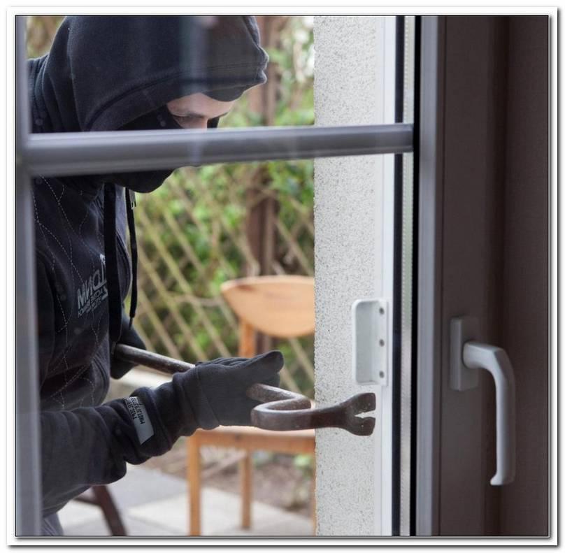Wie Kann Man Fenster Gegen Einbruch Sichern