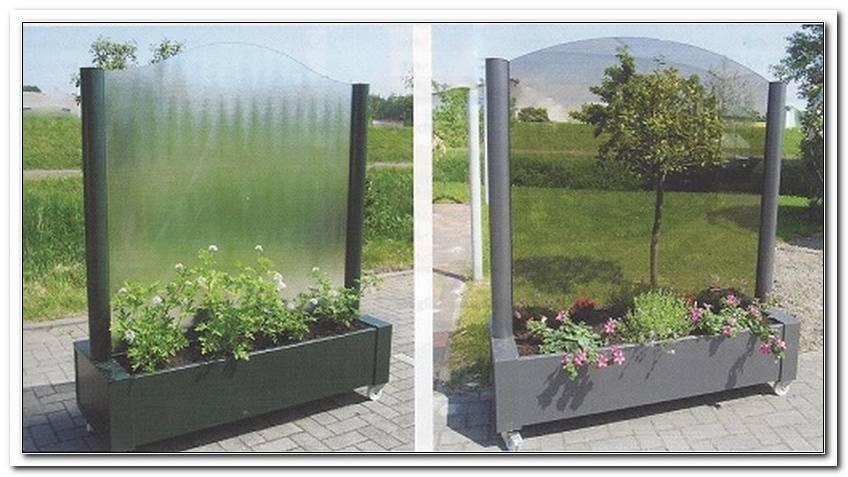 Windschutz Terrasse Flexibel