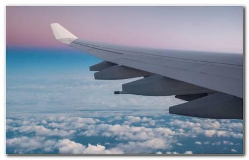 Wing Aircraft HD Wallpaper