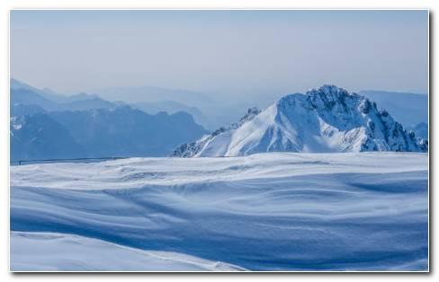 Winter tourism top HD wallpaper