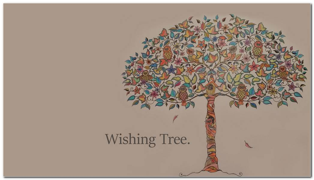 Wishes Tree Backgrounds