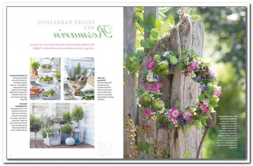 Wohnen Und Garten Geniessen Im Garten