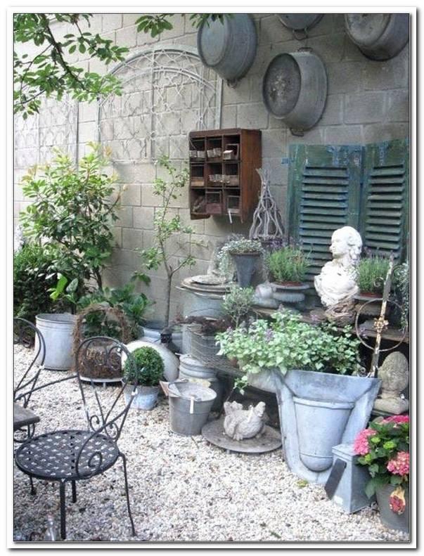 Wohnen Und Garten Shabby Chic