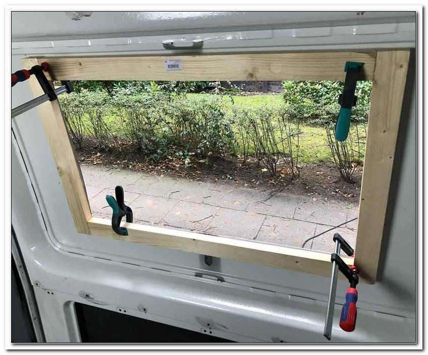 Wohnmobil Fenster Einbauen