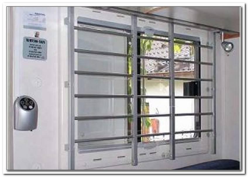 Wohnmobil Fenster Vergittern