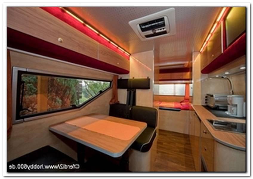 Wohnwagen Beleuchtung Innen