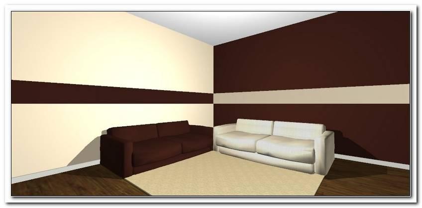 Wohnzimmer 2 Farbig