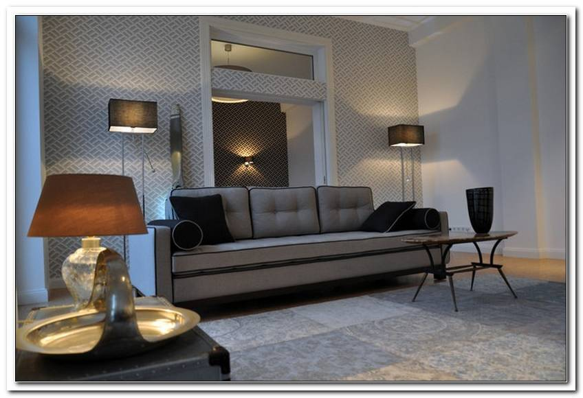 Wohnzimmer 20er Jahre