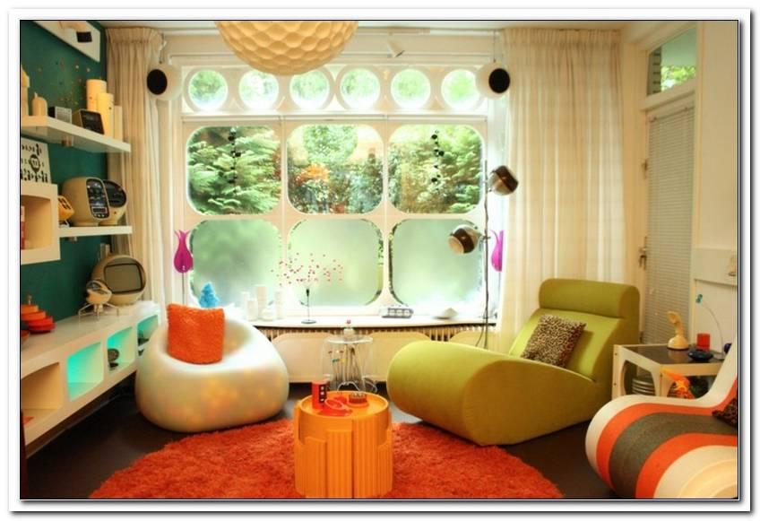 Wohnzimmer 50er Jahre Stil