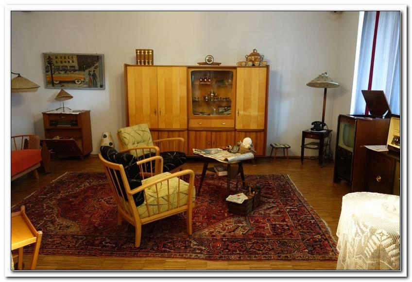 Wohnzimmer 50er Jahre