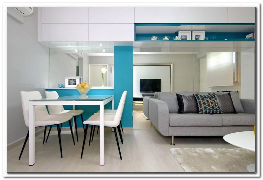 Wohnzimmer 5x5m