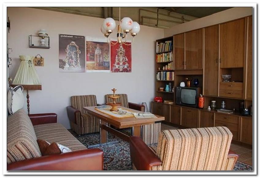 Wohnzimmer 80er Jahre