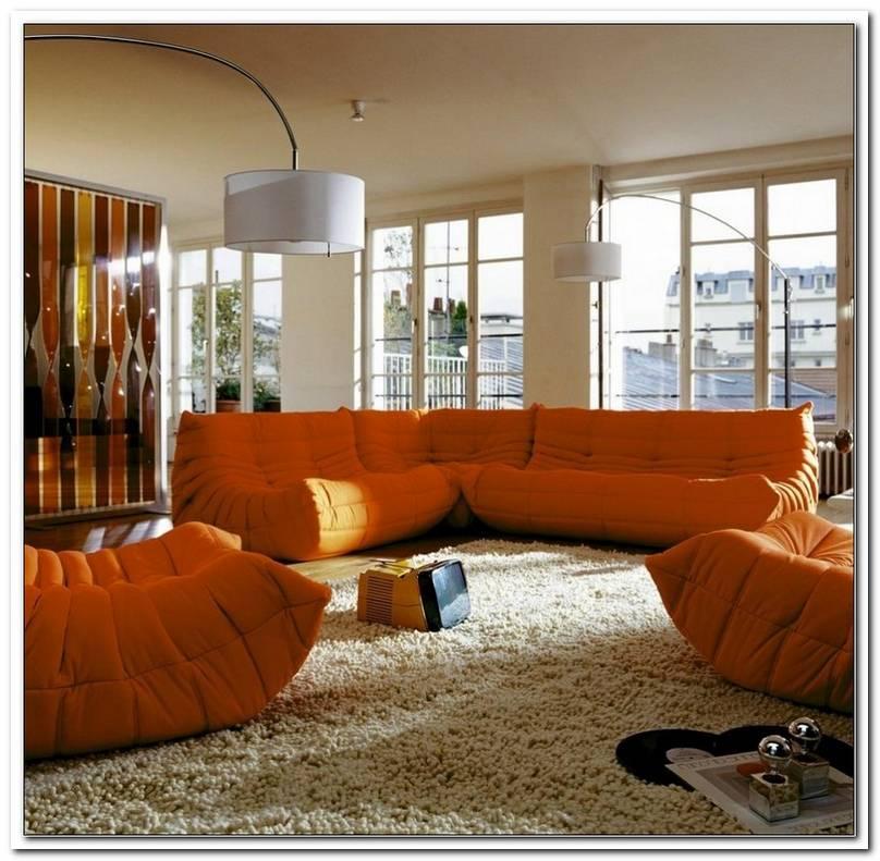 Wohnzimmer 80er Stil