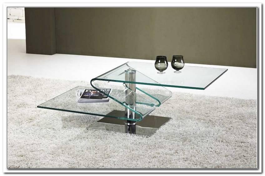 Wohnzimmer Glastisch Quadratisch