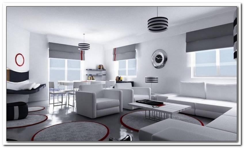 Wohnzimmer Grau Wei?