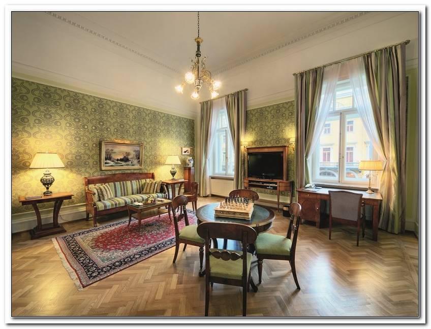 Wohnzimmer Jahrhundertwende
