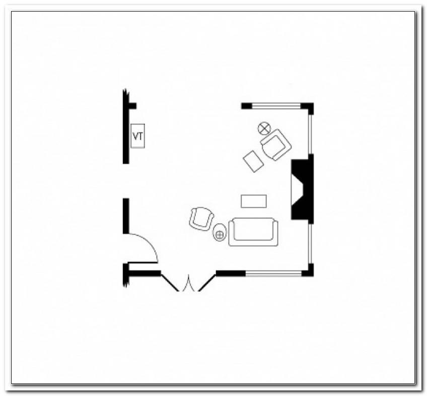 Wohnzimmer Quadratisch Grundriss