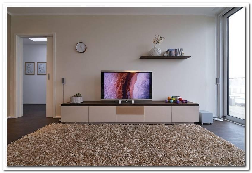 Wohnzimmer Regal ?Ber Fernseher