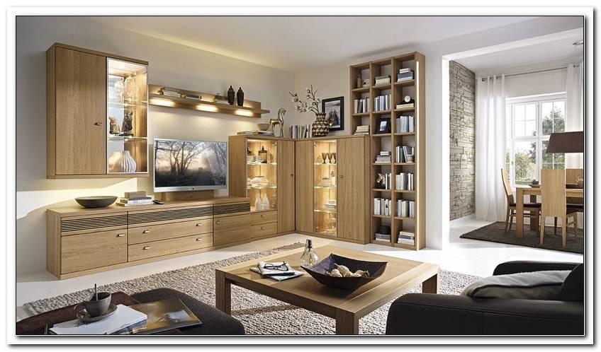 Wohnzimmer Schrankwand ?Ber Eck