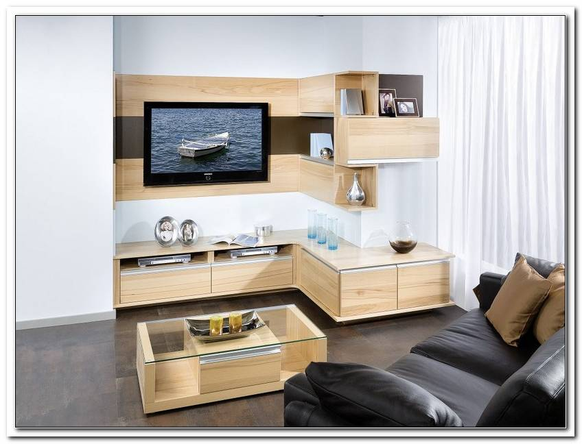 Wohnzimmer Sideboard ?Ber Eck