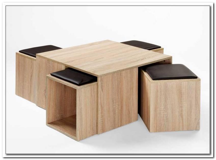 Wohnzimmer Tisch ?Ber Hocker