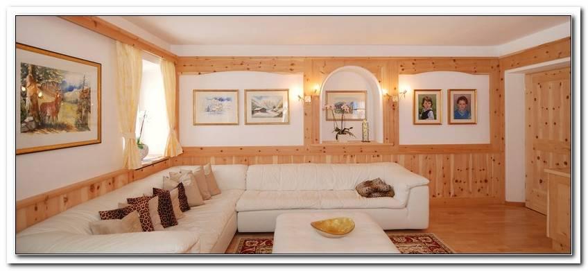 Wohnzimmer Zirbe