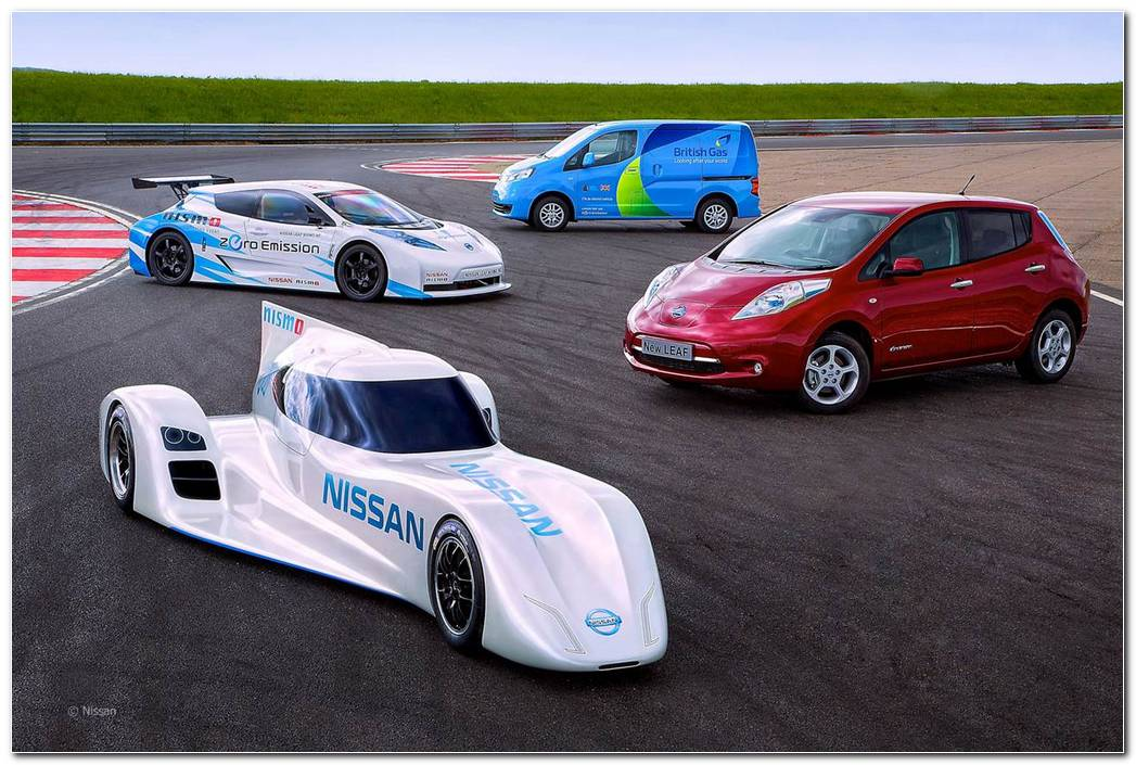 World Fastest Electric Car 2015 Nissan ZEOD RC Car Review Wallpapers 1280x853 (1)