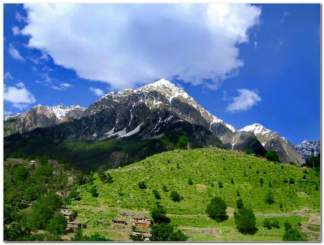 World Most Beautiful Nature Mountain Wallpaper Background