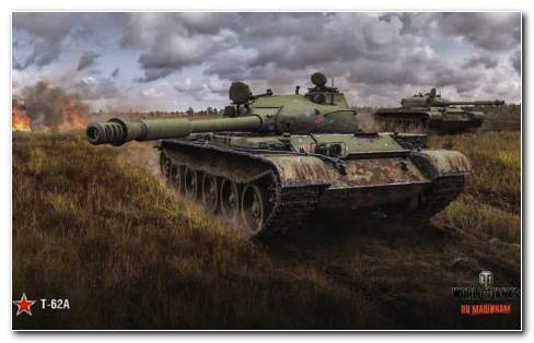 World Of Tanks T62A HD Wallpaper