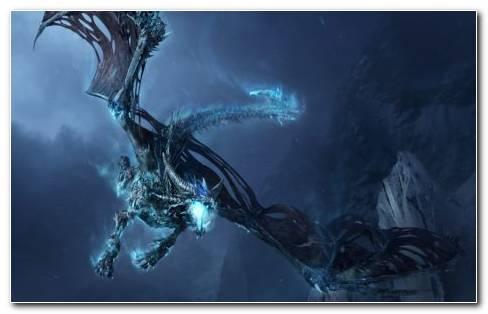 World of warcraft dragons HD wallpaper