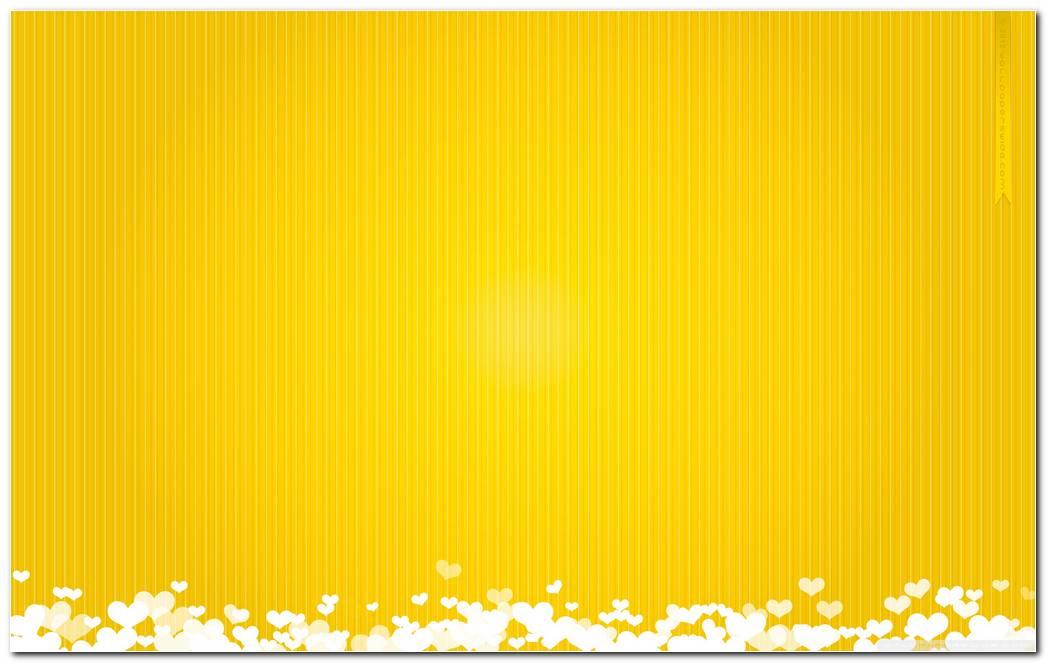 Yellow Wallpaper Abstract