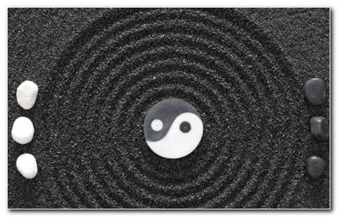 Yin Yang Art HD Wallpaper