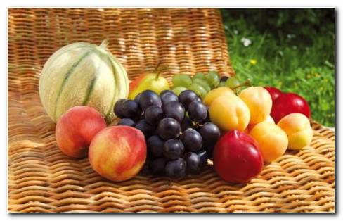 Yummy fruits HD wallpaper