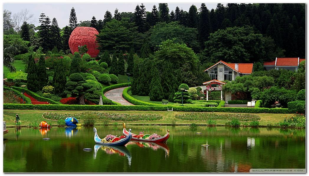 Yuntai Garden Wallpaper Yuntai Garden