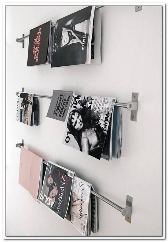Zeitschriftenhalter Badezimmer