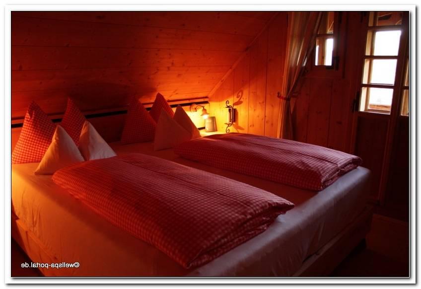 Zirbenduft Im Schlafzimmer