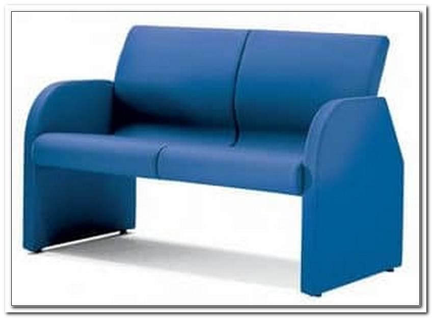 Zweisitzer Sofa Mit Hoher R?Ckenlehne