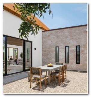 Acceso Exteriores Casa Moderna 280x300