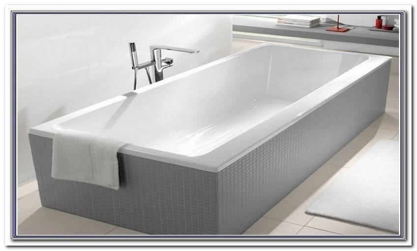 Acryl Badewanne Einbauen Anleitung