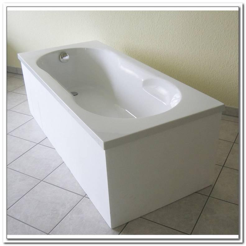Acryl Badewanne Mit Wannentr?ger Einbauen