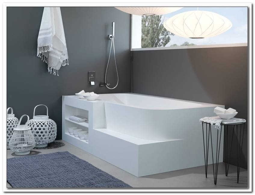 Acryl Badewanne Selbst Einbauen