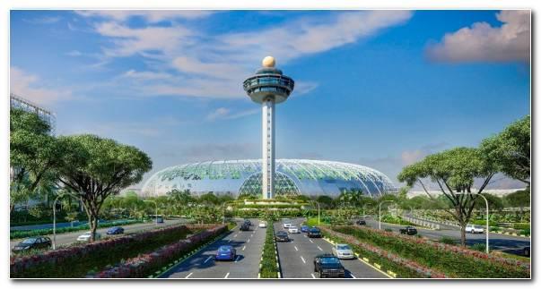 Aeropuertos Singapore Changi Premio