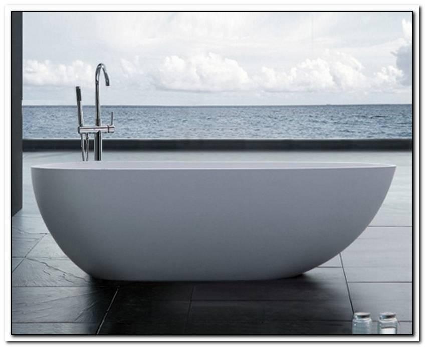 akua oval badewanne freistehend