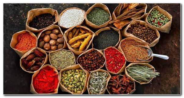 Alimentacion Saludable Especies Hierbas