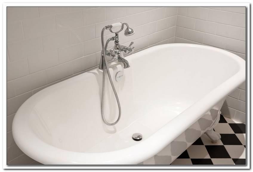 Alte Badewanne Renovieren
