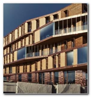 Arquitectura Sostenible Edificio