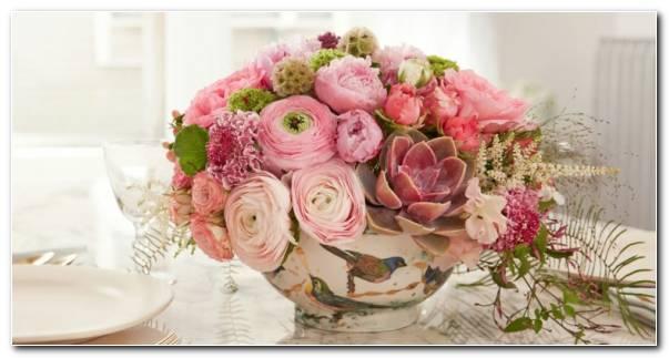 Arreglos Florales Decorar Centro Mesa