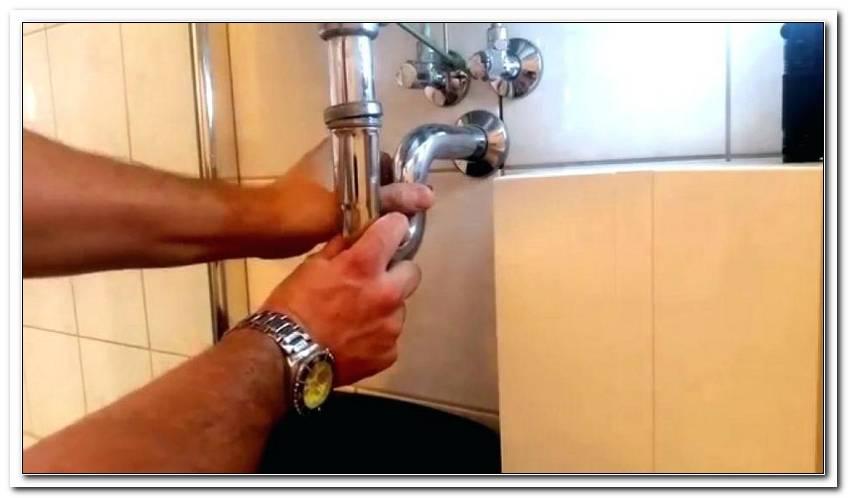 Badewanne Abfluss Verstopft Spirale