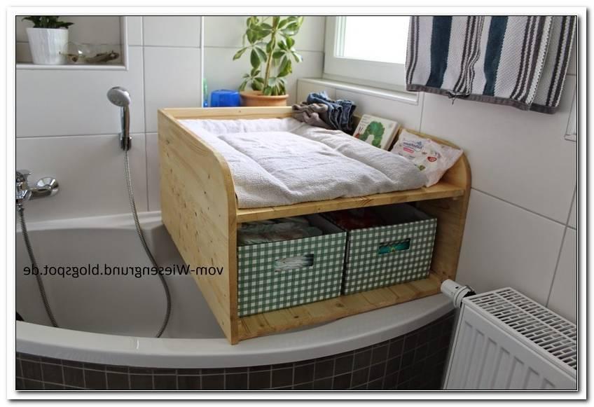 Badewanne Aufsatz Wickeltisch