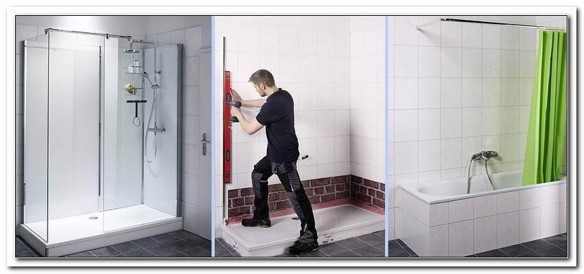 Badewanne In Dusche Umbauen Kosten